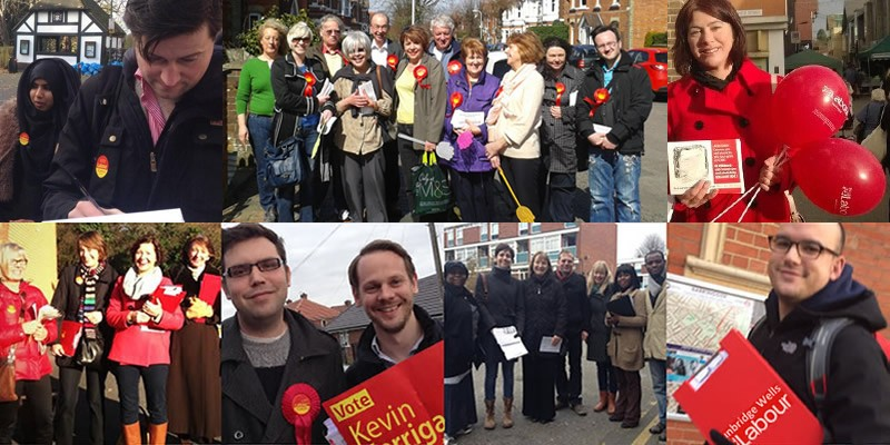 Get Involved with Tunbridge Wells Labour