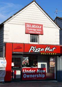 Len Fagg Hall – Labour HQ