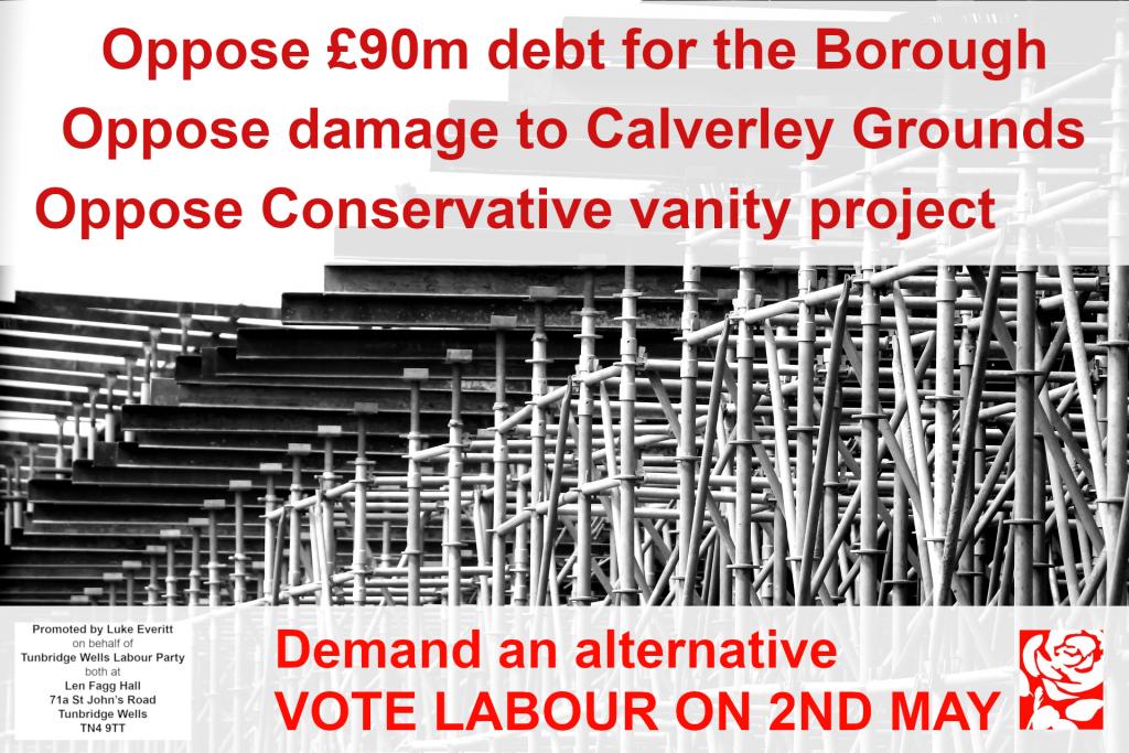 Oppose the Tunbridge Wells Civic Centre