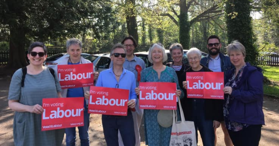 Labour Party in Sherwood Tunbridge Wells
