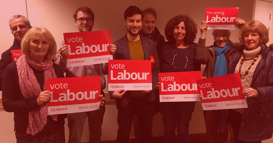 Tunbridge Wells Labour 2019